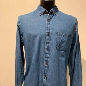 Arizona brand denim shirt